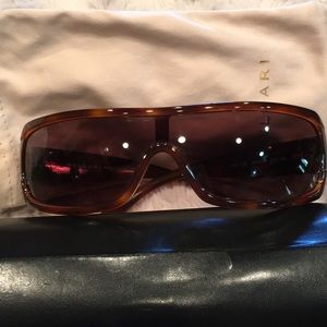 Bulgari sun glasses
